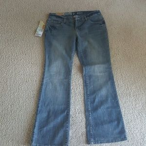 Mossimo Supply Company bootcut stretch jeans
